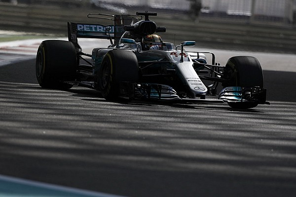 Fórmula 1 Relato do treino livre Hamilton dá troco em Vettel e registra recorde em Abu Dhabi