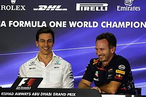 F1 Noticias de última hora Wolff advierte a Red Bull que ellos deben culparse por el límite de tres motores