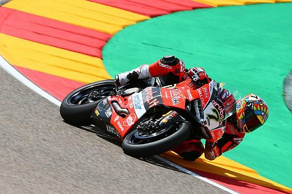 Superbike-WM WSBK in Aragon: Davies bezwingt Rea und Melandri