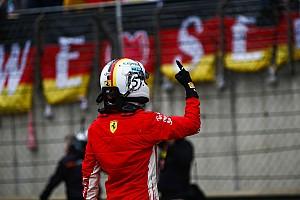 Formule 1 Résultats Vidéo - La grille de départ du GP de Chine