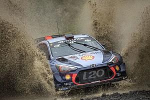 WRC Leg звіт Ралі Австралія: Ньовілль вийшов у лідери після аварії Міккельсена