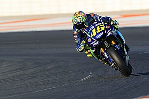 MotoGP Breaking news VIDEO: Kecelakaan Rossi pada tes Valencia hari pertama