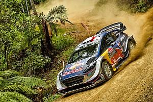 WRC Réactions Ogier s'attend à une deuxième étape encore plus difficile
