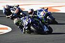 Passo indietro Yamaha: Valentino ha corso con il telaio 2016!