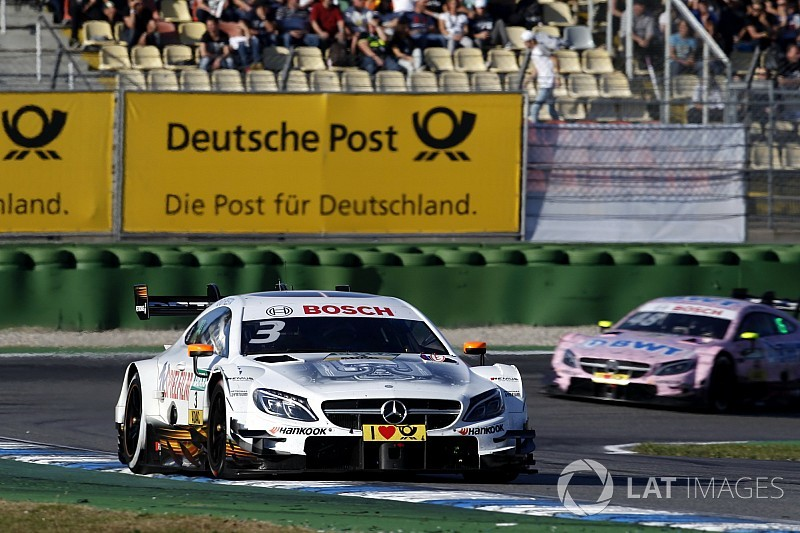 Nach DTM-Ausstieg: Mercedes schließt Privatteams aus
