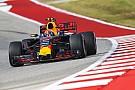 Formula 1 Verstappen: En kötü sıralama turlarımdan biriydi