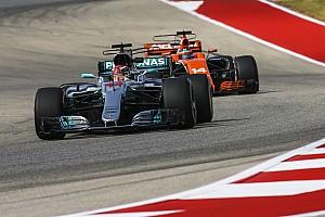 Formel 1 Ergebnisse Formel 1 2017 in Austin: Startaufstellung