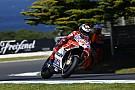 MotoGP Ducati in Phillip Island: Dovizioso positiv, Lorenzo negativ überrascht