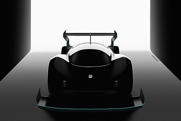Hillclimb Breaking news Electric Pikes Peak car key to Volkswagen's motorsport future