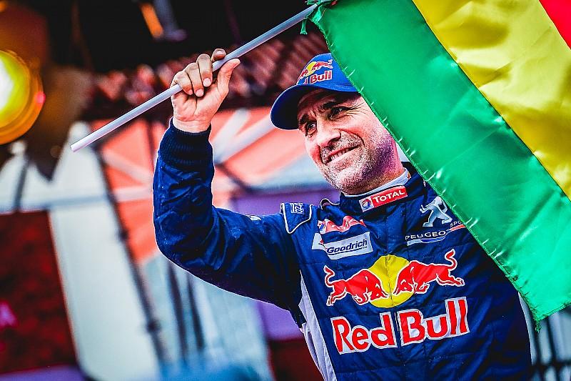 Peterhansel verliest leiding Dakar Rally door problemen (update)