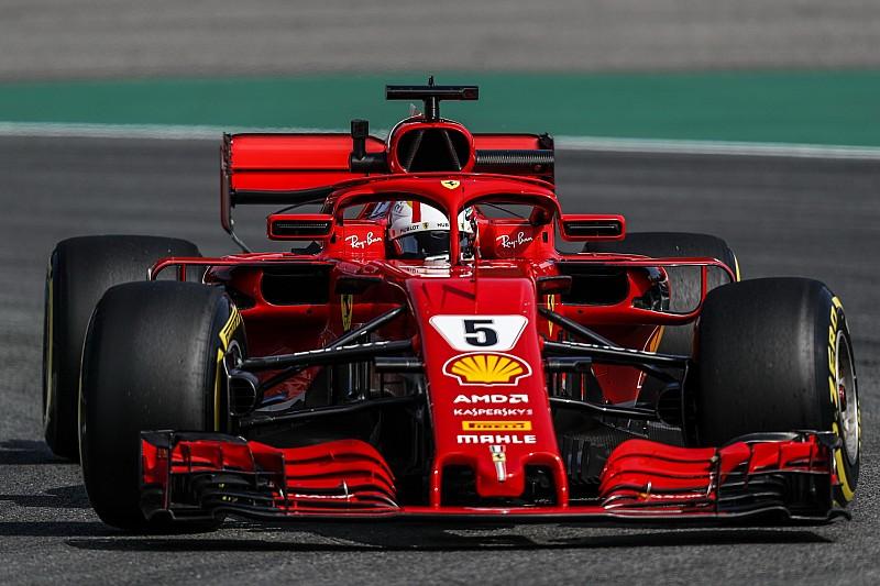 Vettel: Altı pilot da pole pozisyonunu alabilir