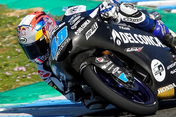 Moto3 Test Jerez, Giorno 2: Martin al vertice, ma Bastianini è la sua ombra