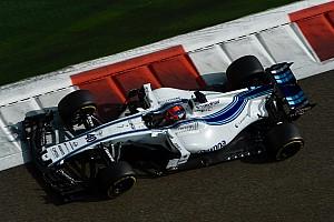Williams ne pense pas avoir perdu une année avec Kubica