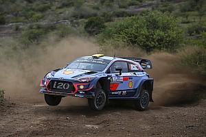 WRC Resumen de la etapa Mikkelsen manda en la mañana del viernes en Argentina