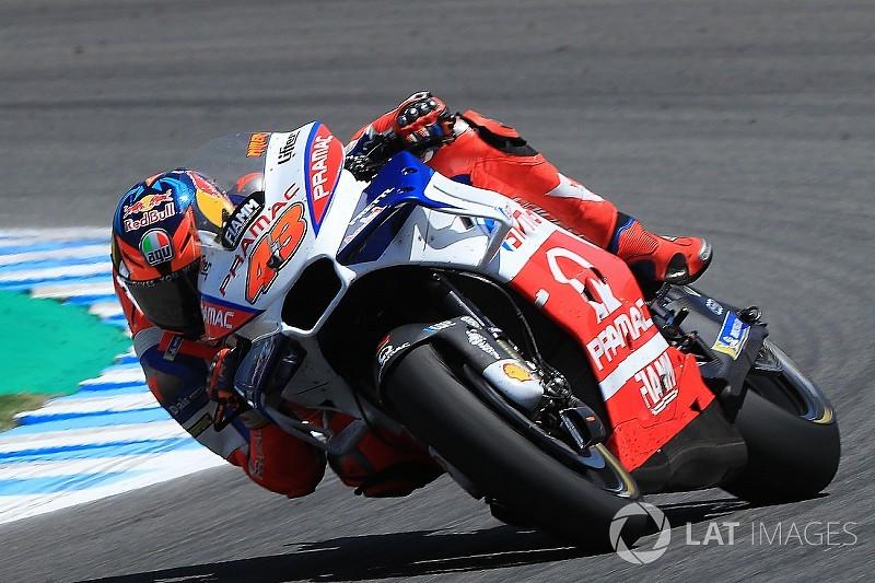 Ducati GP17 vs. GP18: Warum Miller und Rabat auftrumpfen