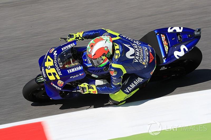 Rossi quebra recorde de Mugello e é pole position