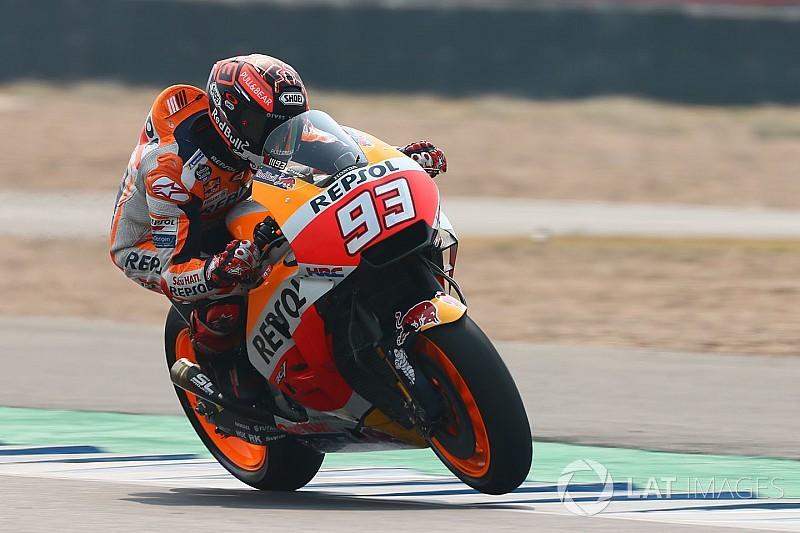Rossi: Aksi penyelamatan Marquez bukan kebetulan