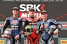 World Superbike Davies gana por delante las Yamaha y Rea ya es líder