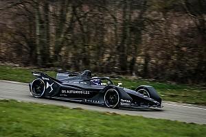 Formule E Actualités Photos - DS a fait rouler sa nouvelle Formule E
