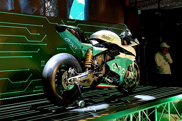 MotoGP Galería Galería: la moto de la Copa del Mundo de MotoE ya es una realidad