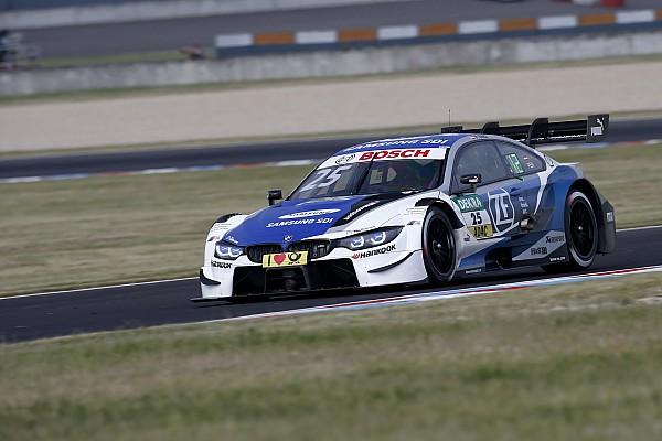 DTM Crónica de Clasificación Philip Eng se toma la revancha y se lleva la 2ª pole en el Lausitzring
