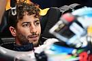 Red Bull busca renovar con Ricciardo hasta 2020