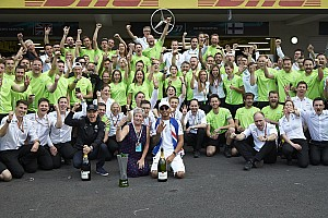Formula 1 Commentary Why Mercedes' 2017 F1 titles are its most impressive yet