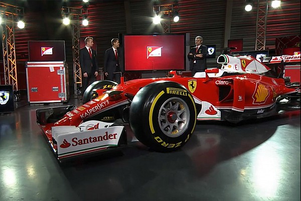 Vettel, Arrivabene set clear 2016 F1 title ambitions