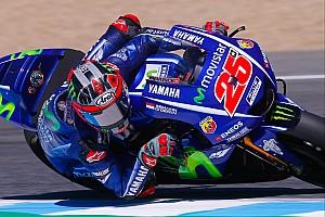 MotoGP News Vinales & Rossi unterschiedlicher Meinung über neues Yamaha-Chassis für MotoGP 2017