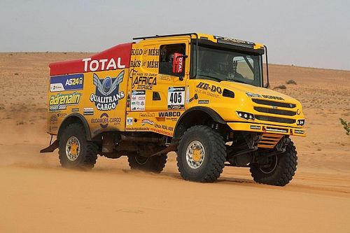 Újabb lépéssel közelebb Dakarhoz a Qualisport Racing