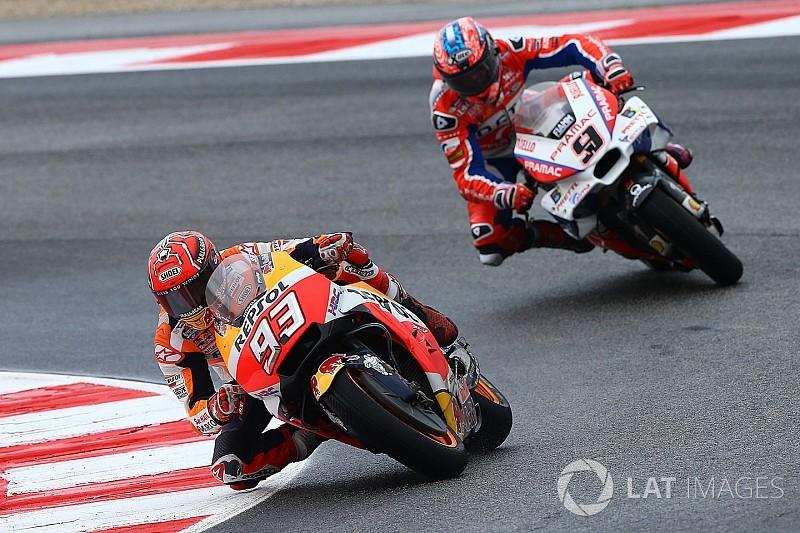 Course - Márquez surnage et chipe la victoire à Petrucci!