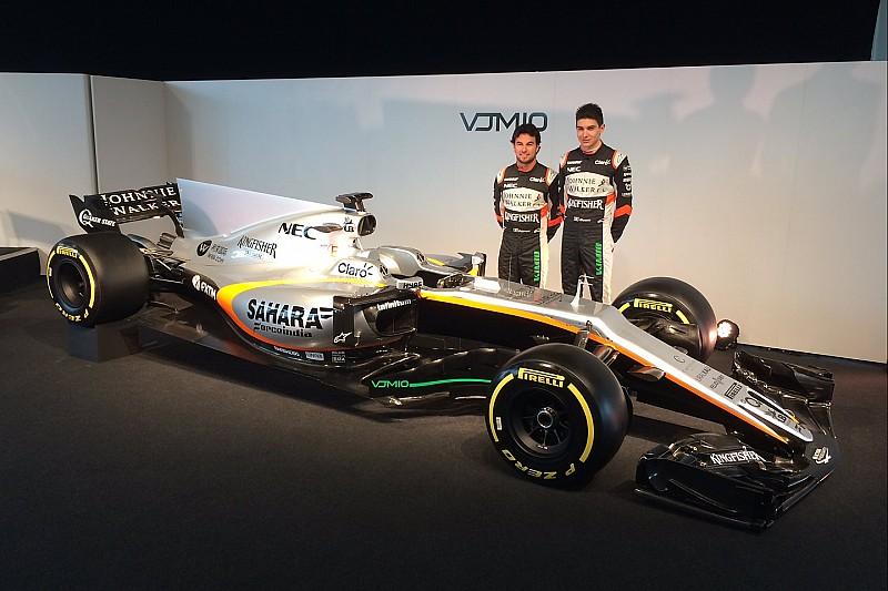 Force India dévoile la VJM10