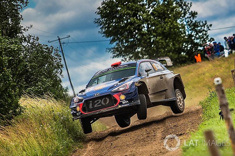 Polen niet op WRC-kalender in 2018