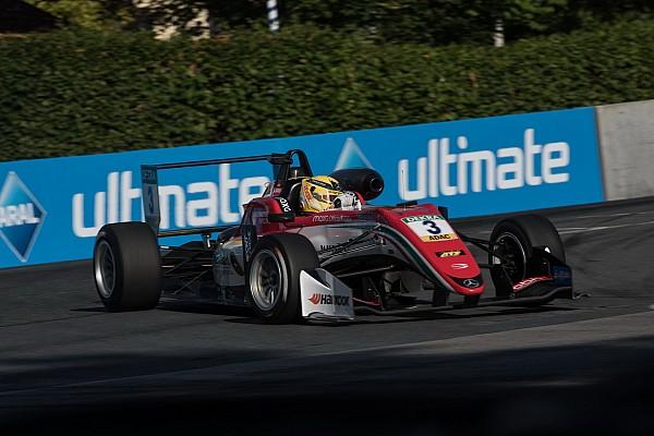 F3 Europe F3: Günther nyerte az első futamot, Schumacher csak hetedik