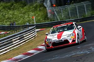 VLN Gara VLN: Schmidt sul podio, Toyota Swiss Racing trionfante