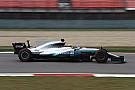 Formel 1 2017: Die Startaufstellung zum GP China in Shanghai