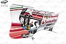 Technique - Le double monkey seat de la Ferrari