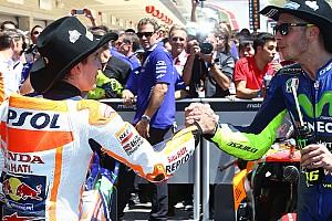 MotoGP Top List GALERI: Kemenangan Rossi-Marquez bersama Honda