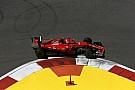 Гран Прі Росії: перемога Ferrari та літаючий пливець у першій практиці