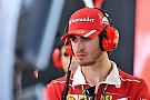 【F1】ジョビナッツィ、カナダGPのFP1をハースのマシンで走行予定