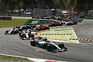 Formel 1 2017 in Monza: Das Rennergebnis in Bildern
