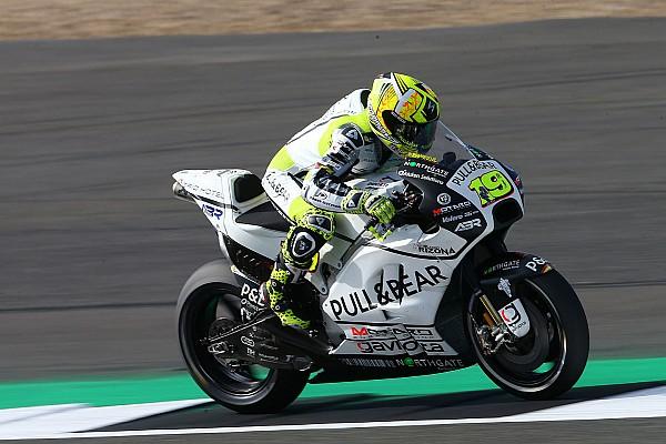 "MotoGP Bautista: ""Pneu mais macio fez falta em Misano"""