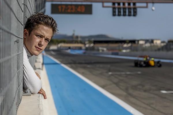 Sacha Fenestraz debutta in F3 con la Carlin al Nurburgring
