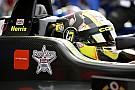 Евро Ф3 Ландо Норрис впервые протестирует машину Ф1
