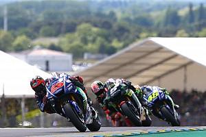 MotoGP Actualités À mi-saison, les Yamaha officielles prises en chasse par Tech3