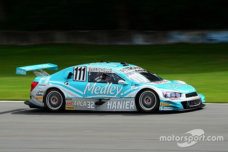 Medley confirma que não irá patrocinar Barrichello em 2018