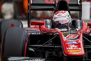FIA F2 Nieuws Geblesseerde Albon hoopt terug te keren in Oostenrijk