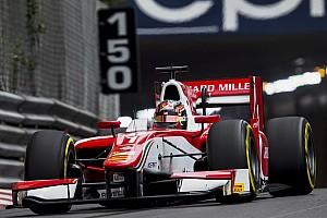FIA F2 Репортаж з практики Ф2 у Монако: Леклер найшвидший у практиці