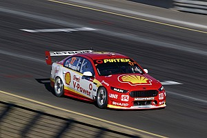 Supercars Qualifying report Sydney Supercars: McLaughlin grabs seventh consecutive pole