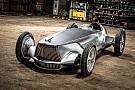 Automotive Infiniti verrast met Prototype 9: modern, maar in klassiek jasje